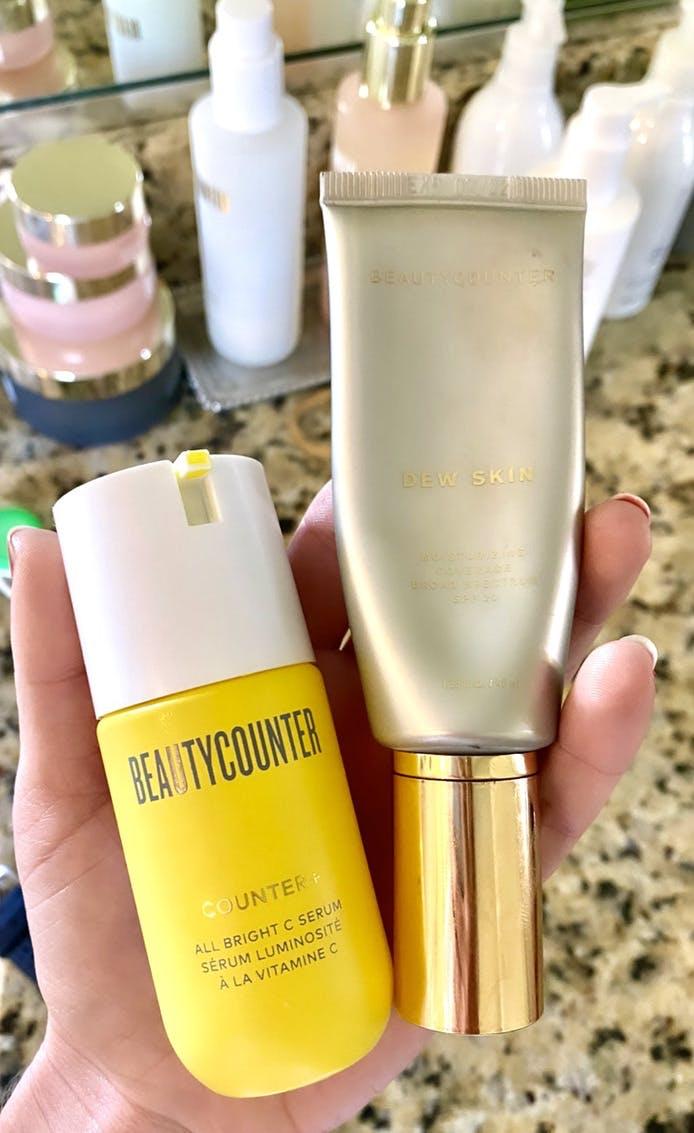 Dew Skin Tinted Moisturizer