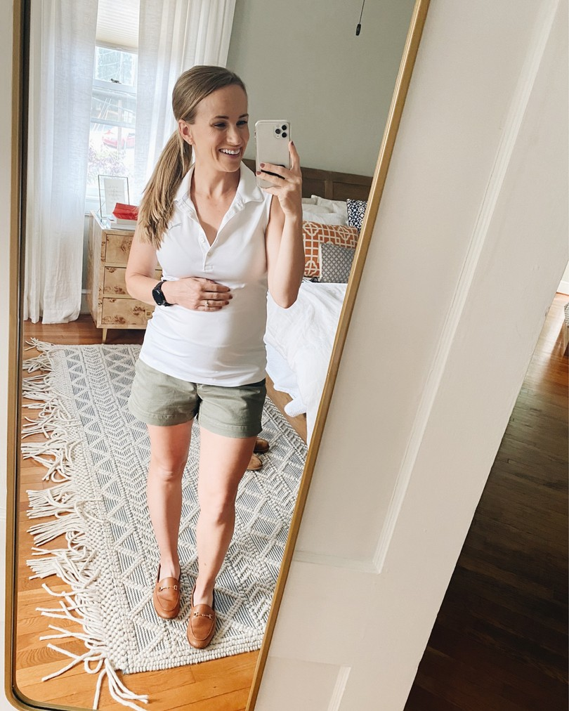 Pregnancy Wardrobe Must Haves loafers