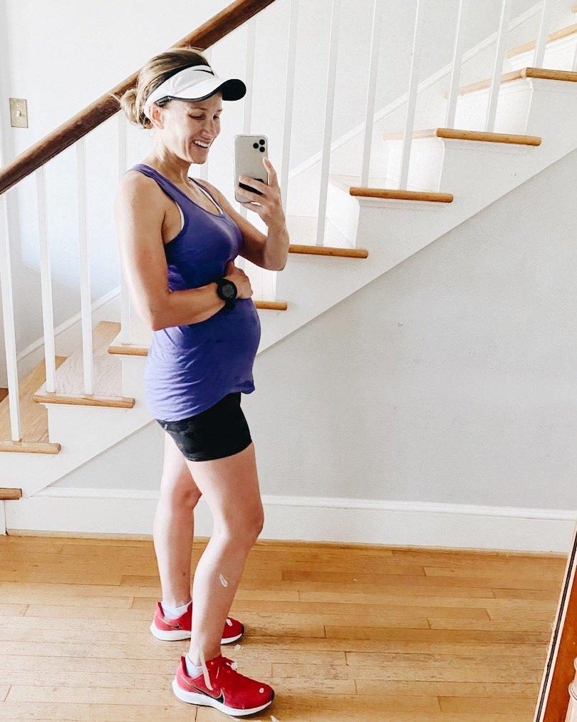 Pregnancy Workout Accessories