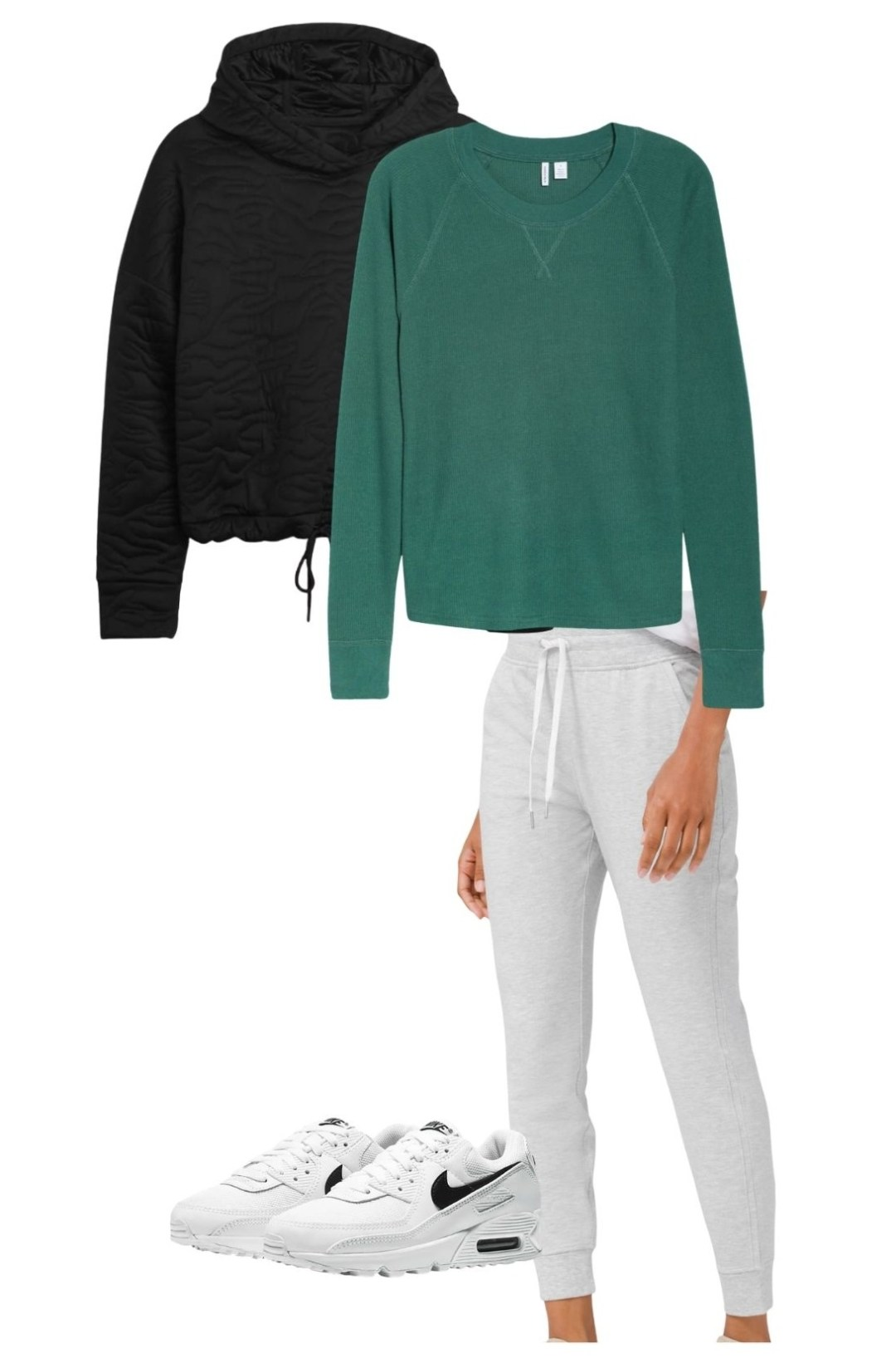Cute Athleisure Outfit Ideas