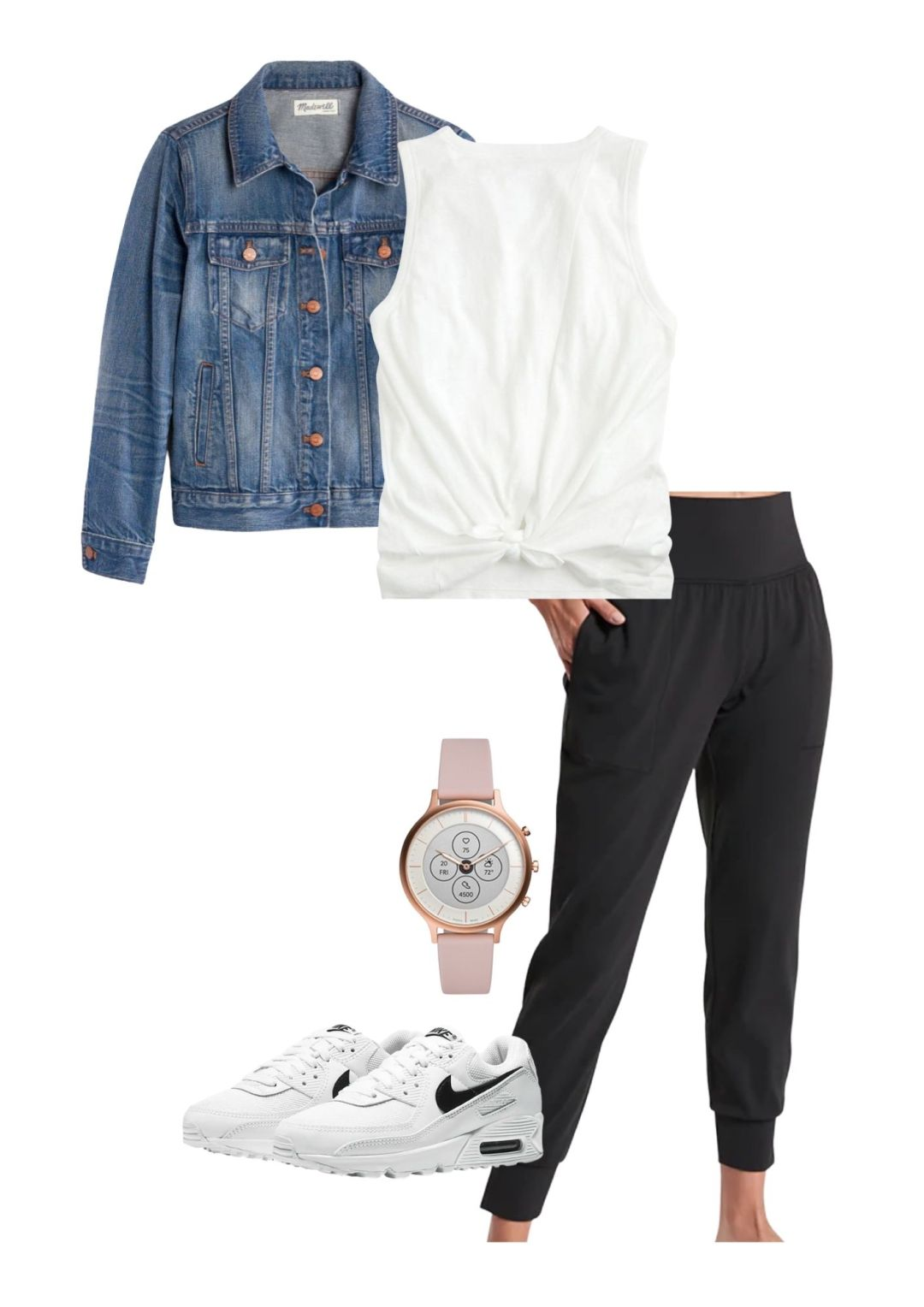 Cute Athleisure Outfits