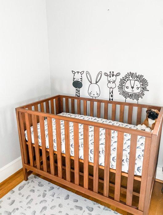Our Baby Boy Nursery