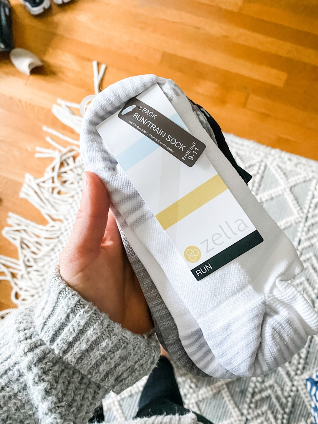 Zella socks