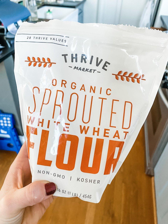 white wheat flour | My Thrive Market Staples