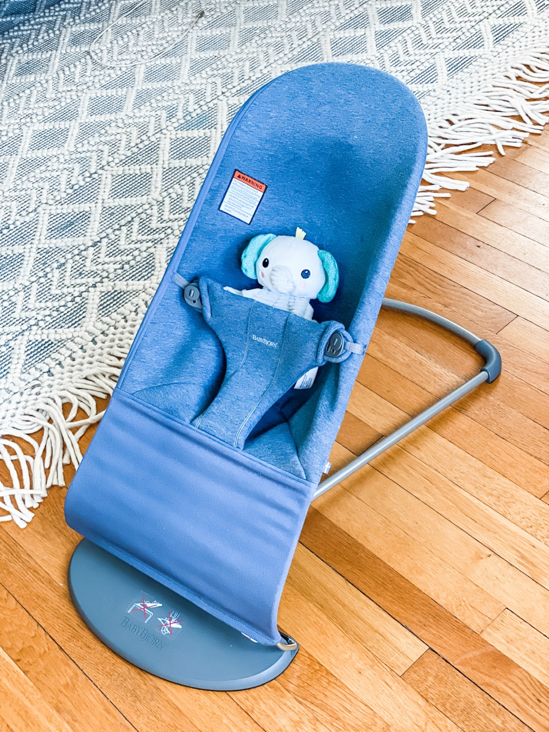 BabyBjorn Bouncer | What Thomas Loved from 0-6 Months