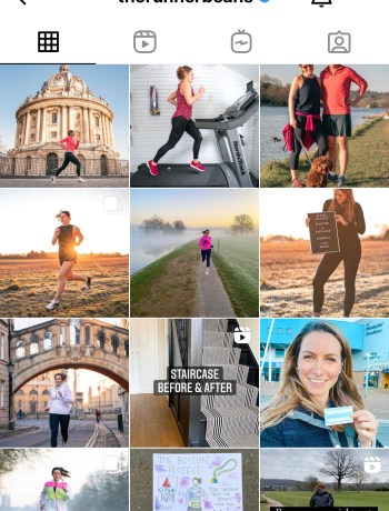 Favorite Running Instagrammers to Follow