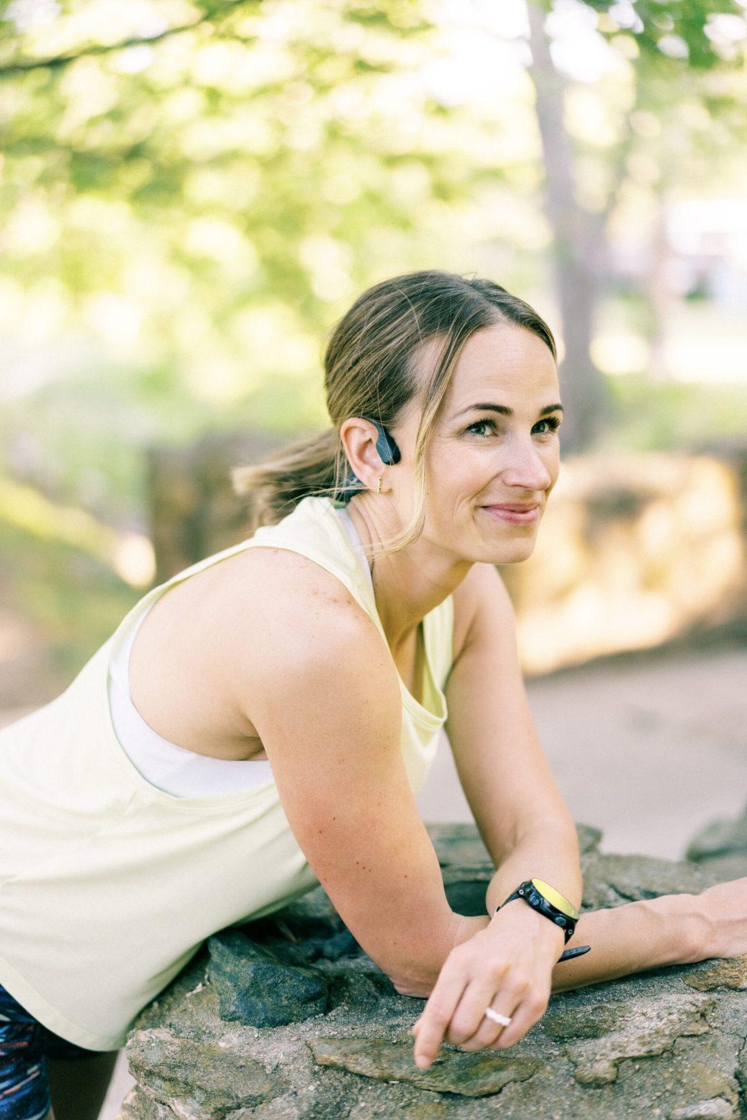 Aftershokz Earbuds for workout