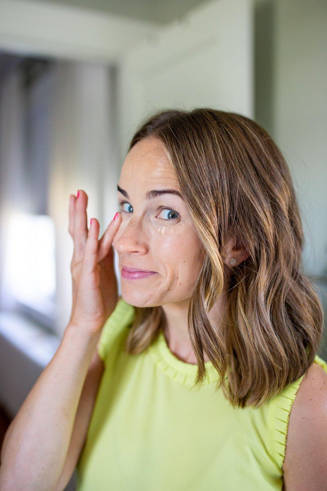 natural makeup how-to
