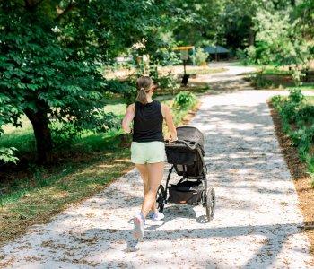 Thule Urban Glide 2 Jogging Stroller Review
