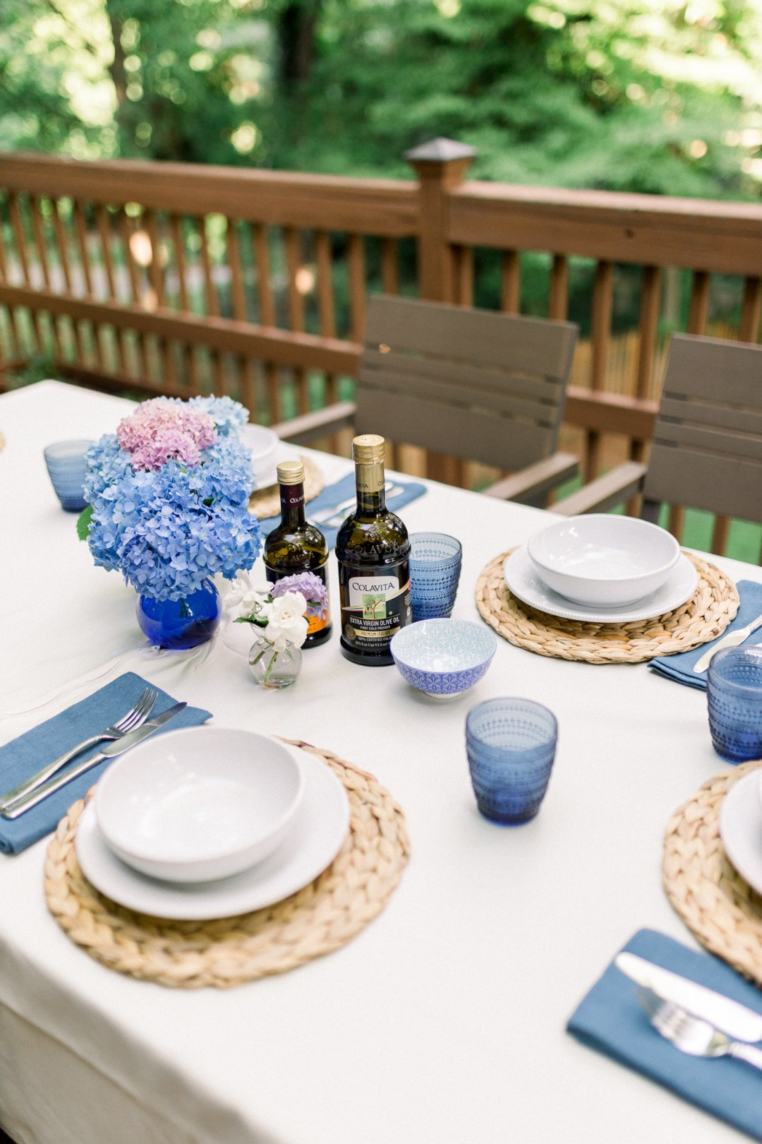 Alfresco dining must haves
