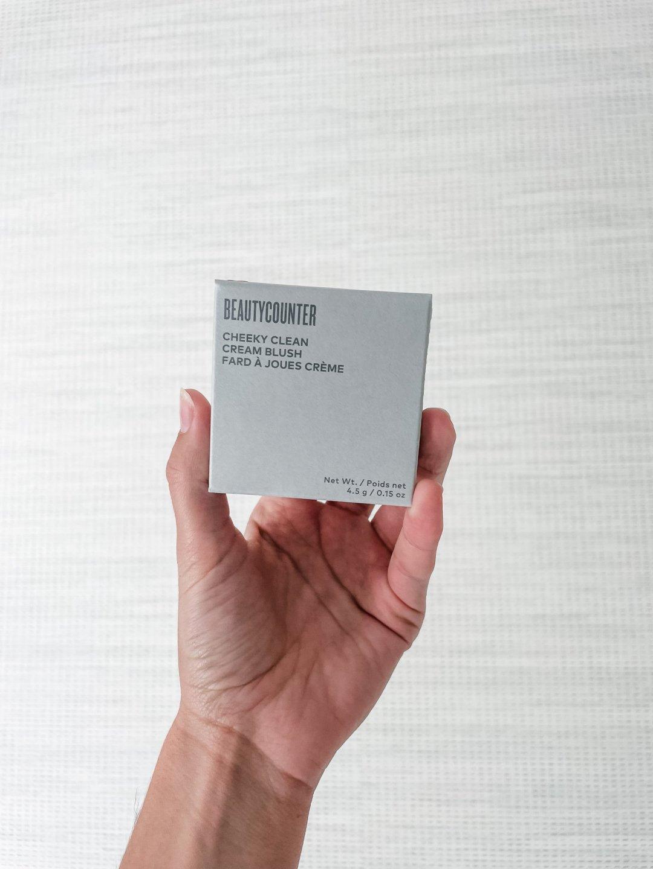 Beautycounter cream blush packaging