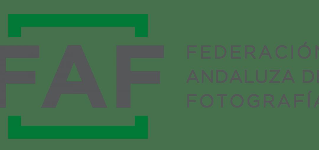 Entramos en la Federación Andaluza de Fotografía.