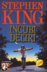 Copertina di Incubi e deliri di Stephen King