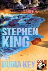 "Copertina di ""Duma Key"" di Stephen King"