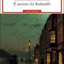 "Copertina de ""Il mastino dei Baskerville"" di Sir Arthur Conan Doyle"