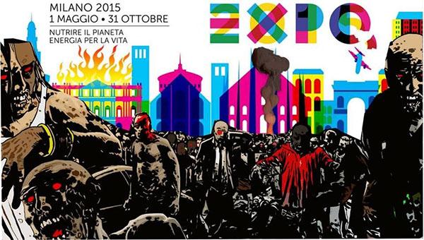 L'Expo a Milano e la Milano NoExpo
