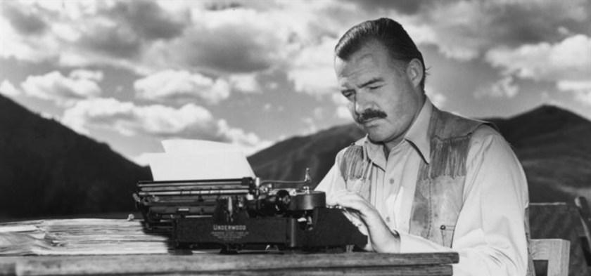 Citazioni di Ernest Hemingway: Mi piacciono due cose