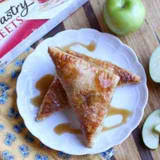 Caramel Apple Turnovers Recipe