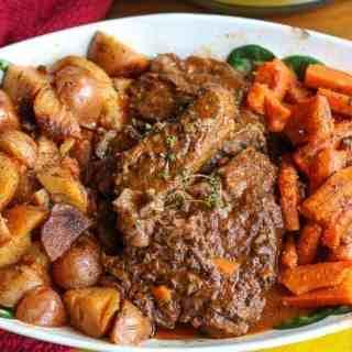 Instant Pot Italian Beef Dinner Recipe