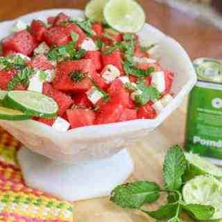 Watermelon, Mint, and Feta Salad