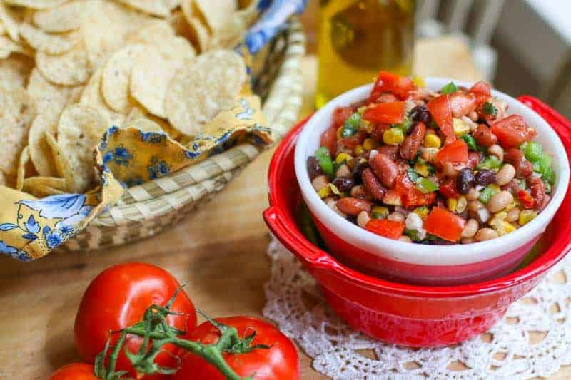 Spicy Texas Caviar Recipe