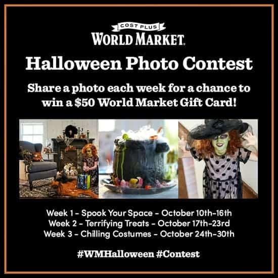 World Market Photo Contest #ad #worldmarkettribe #wmhalloween