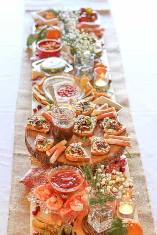 Building the Ultimate Holiday Antipasto Board