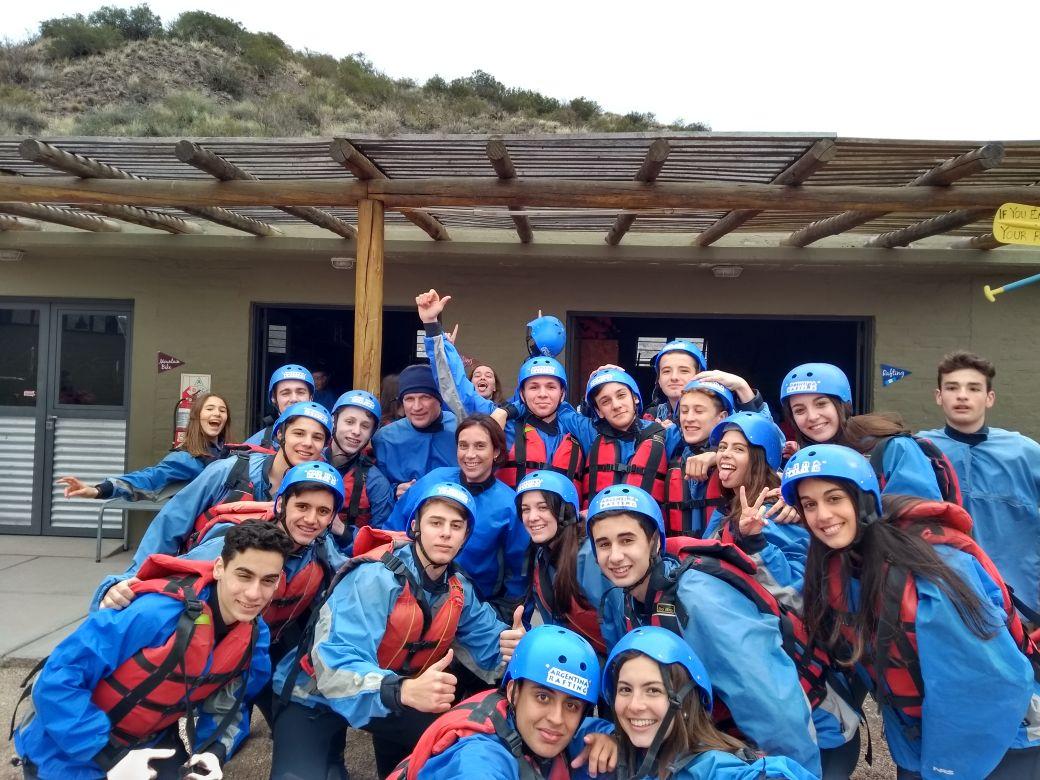 Campamento Aventura en Mendoza