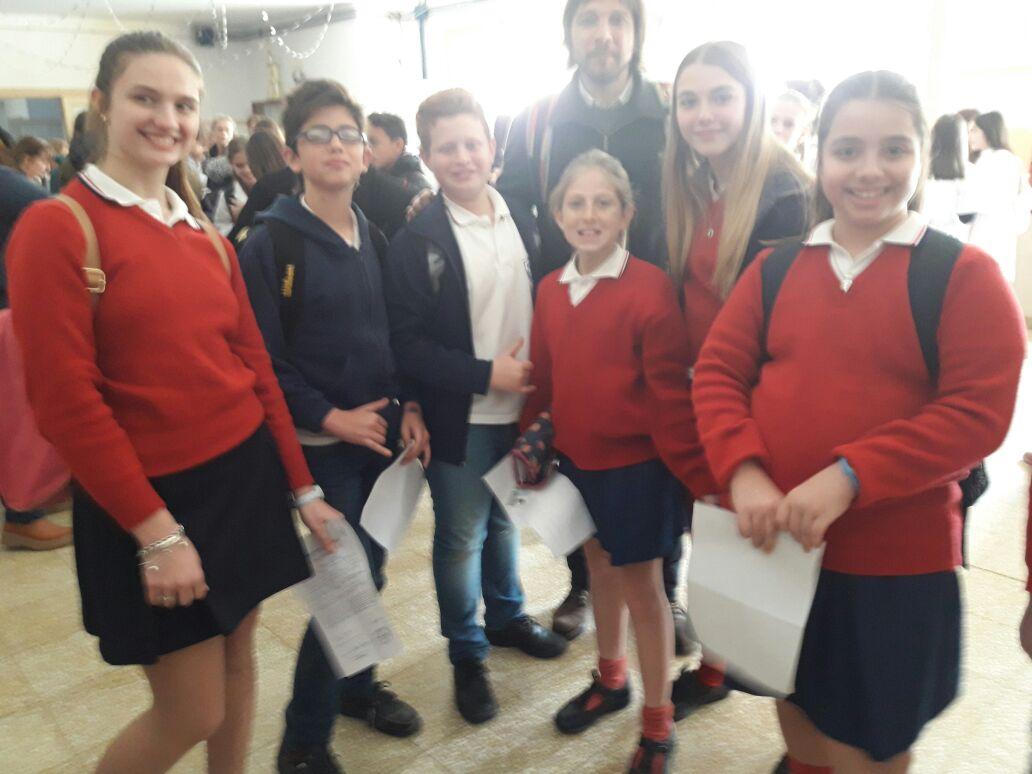 Olimpíadas Matemáticas – Instancia Regional