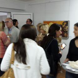 Muestra de Pinturas y Esculturas de Domingo Sahda
