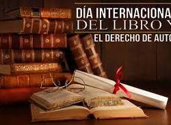 Día internacional del libro y del derecho de autor