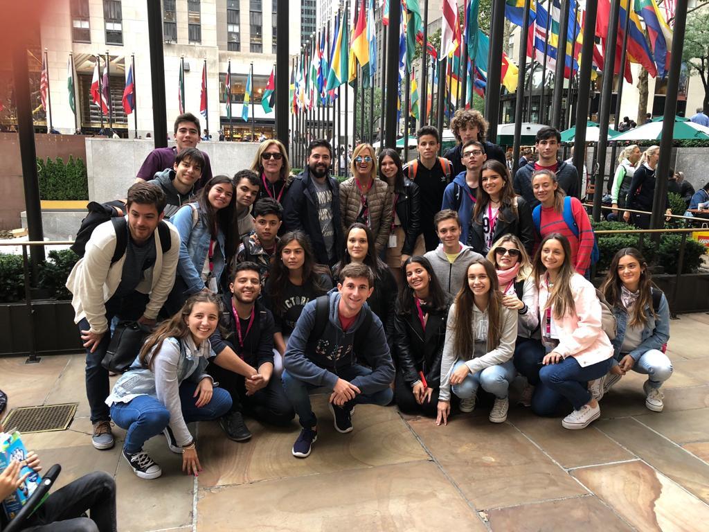 Viaje de Estudio en Nueva York