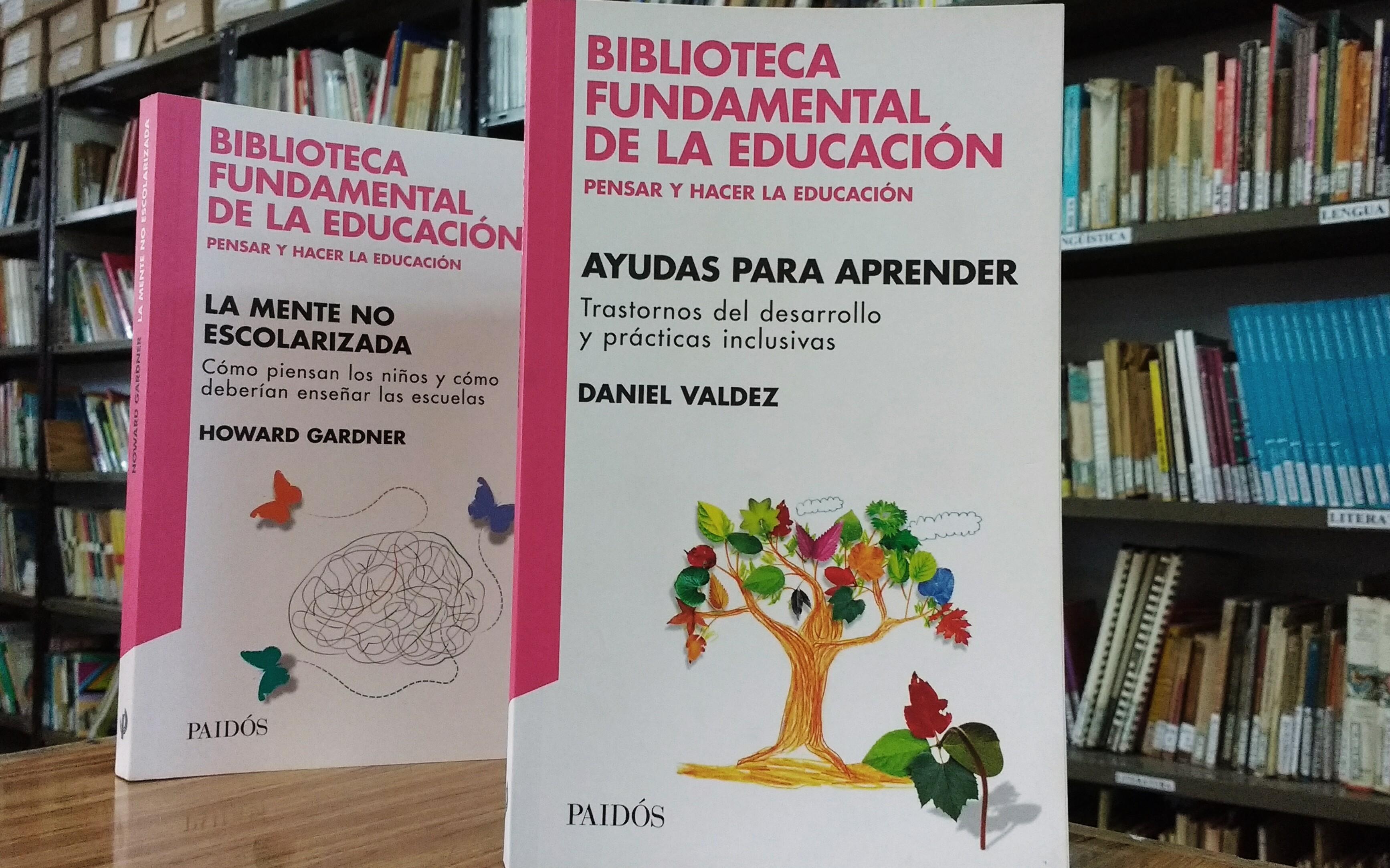 Nuevo Material en biblioteca «Ayudas para aprender. Trastornos del desarrollo y prácticas inclusivas»