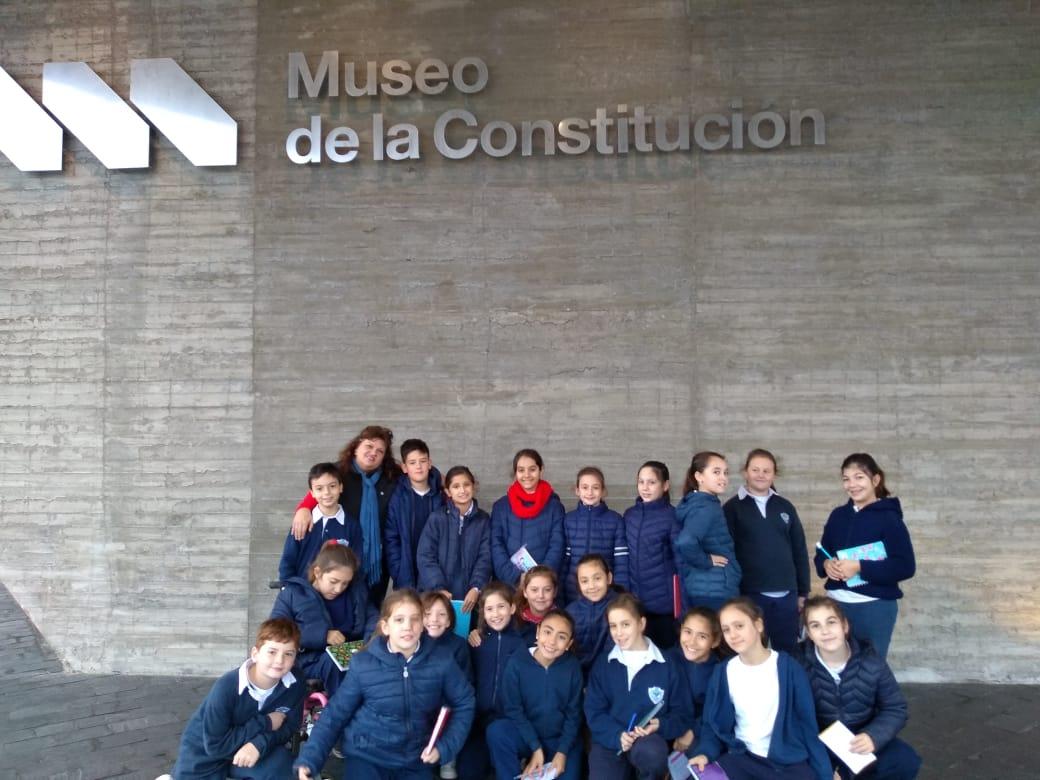 Visita al Museo de La Constitución
