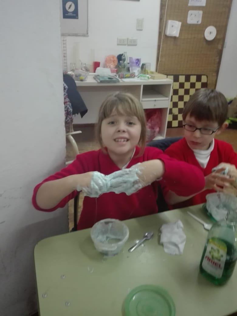 Producción de slime
