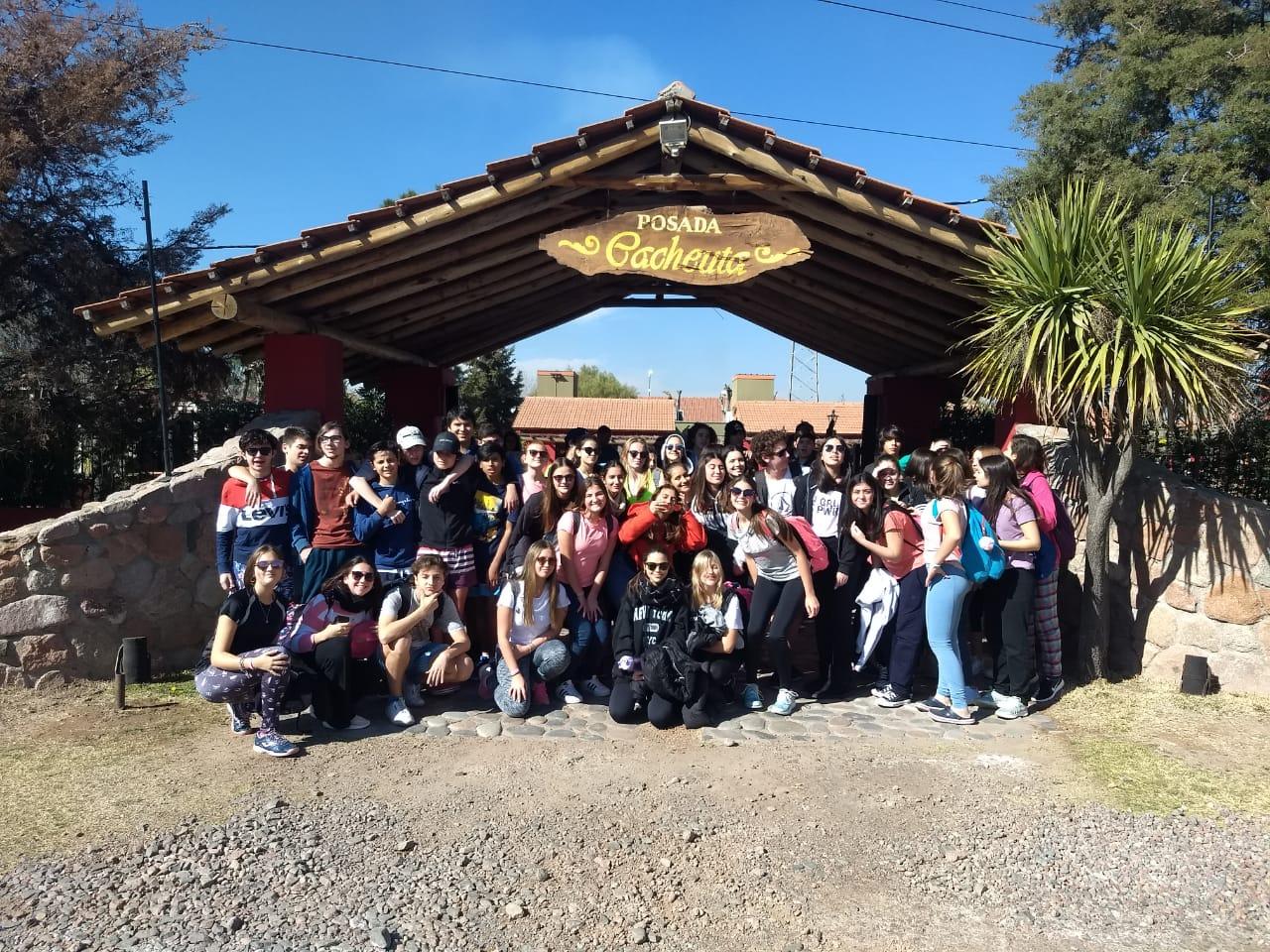 Campamento en Mendoza