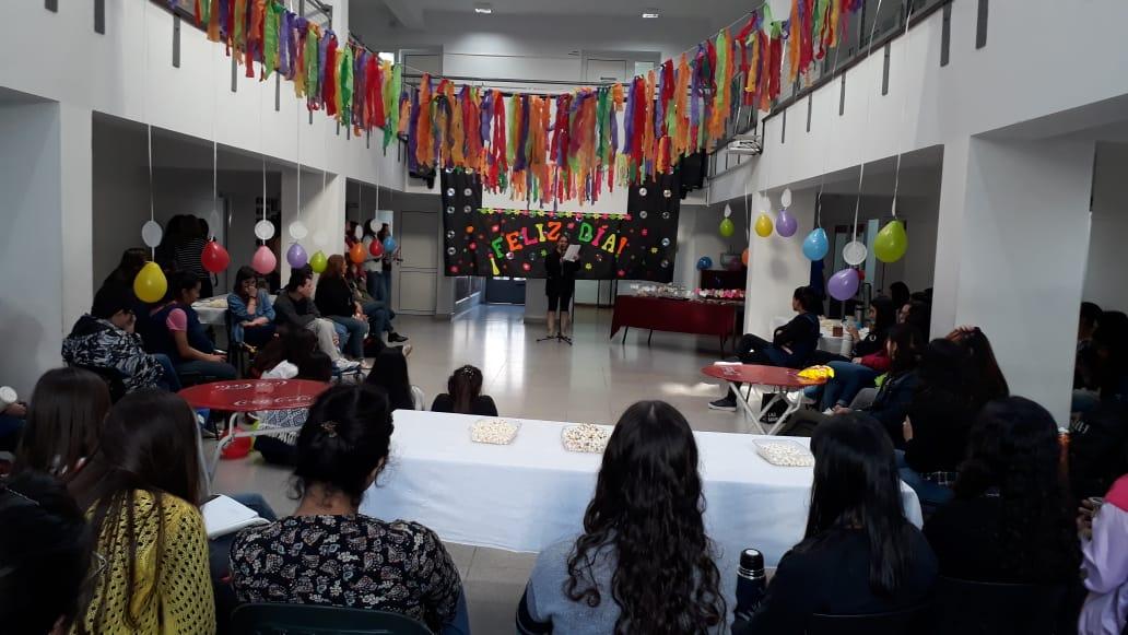 Festejos Día del Estudiante y del Profesor