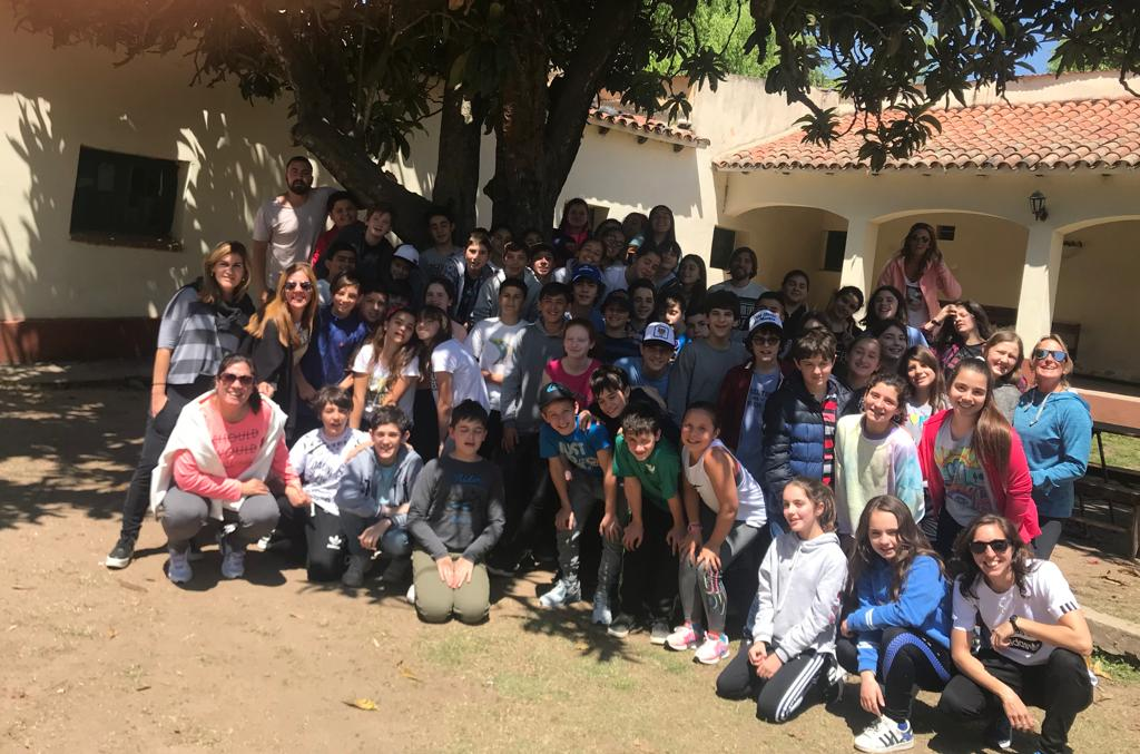 Campamento Integrador en Tanti