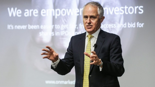 Malcolm Turnbull gathered together some of the biggest names in Australian tech, start-up and venture capital for an ...