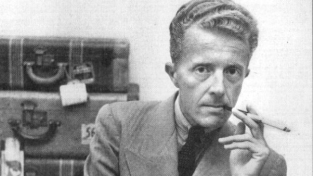 Paul Bowles in 1952. Bowles was well known as an author but his great fame may ultimately lie in the recordings he made ...