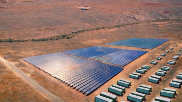 Australia's largest battery storage project given green ...