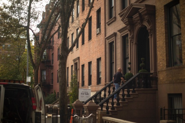 This brownstone, on the Brooklyn Heights block where the writer of this piece lives, once housed 11 rental apartments. ...