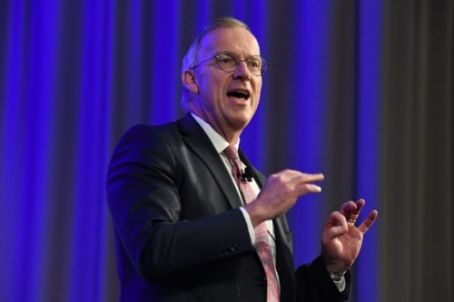"""University of Sydney vice-chancellor Dr Michael Spence, """"there are some cultural warriors on the Ramsay Centre Board."""""""