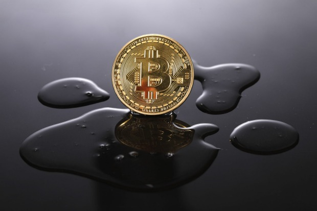 Investors are f earful the risk-aversion that first showed up in the cryptocurrencies is spreading.