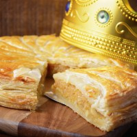Galette des Rois (Cake of Kings)