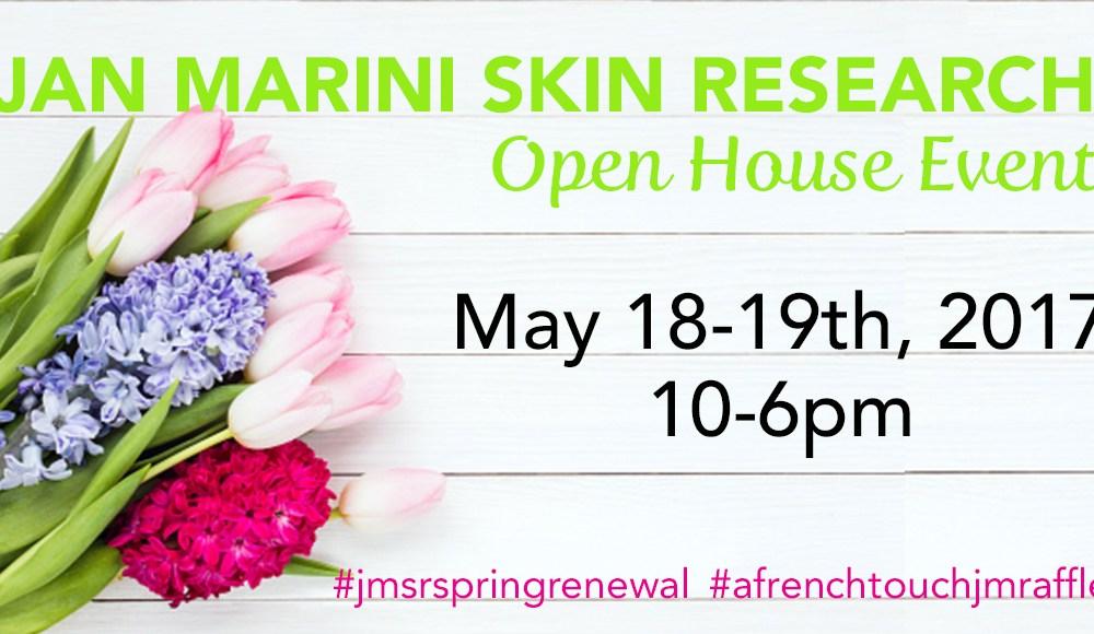 Jan Marini Spring Renewal Event