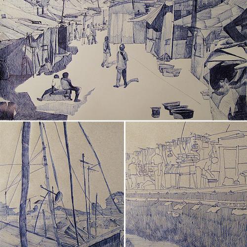 Nairobi, observed by Richard Etienne