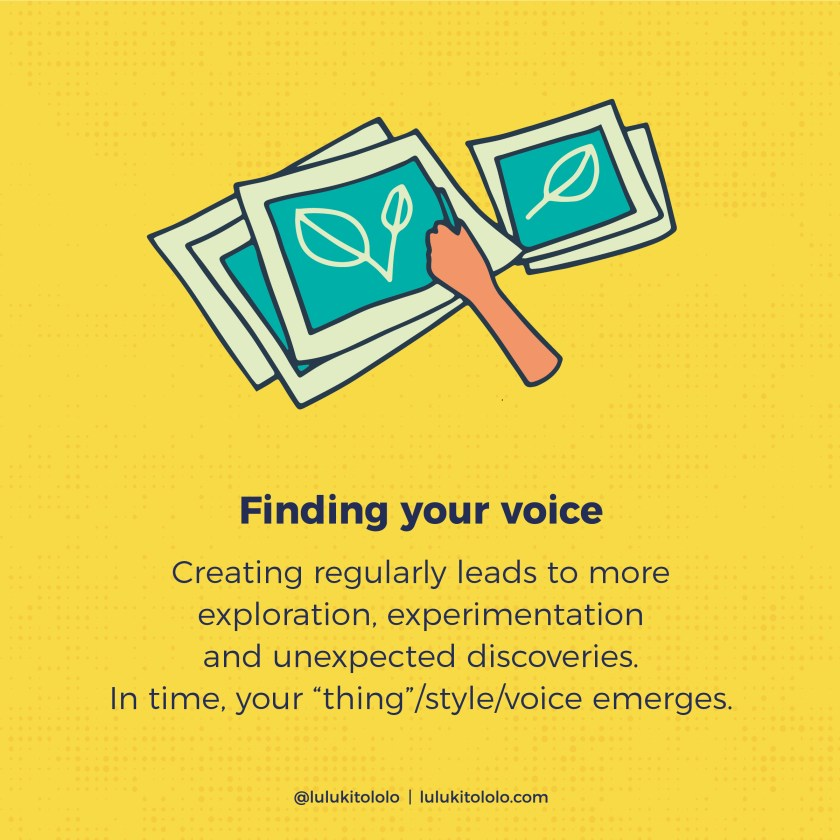 Wellness Benefits Creative Practice Finding Voice