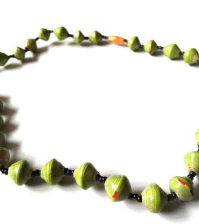 Apple Green Necklace