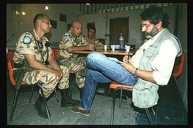 con i soldati